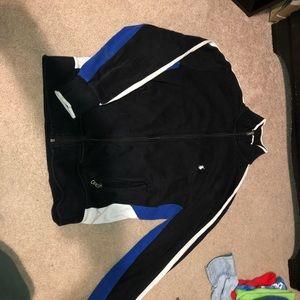 Polo track jacket